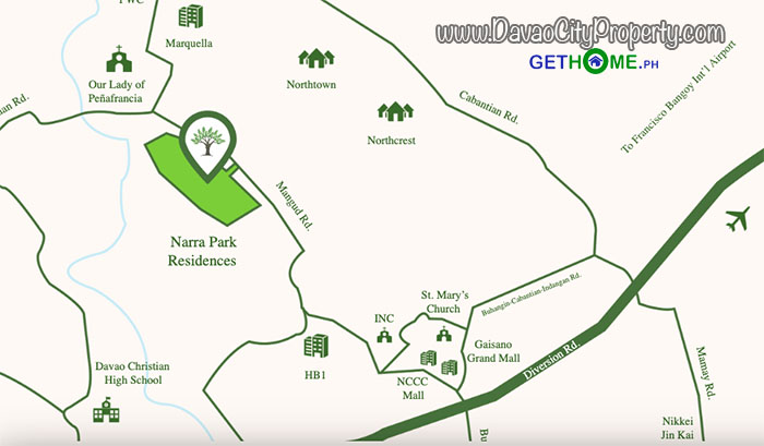 Narra-Park-Residences-Nurtura-Homes-Location-Vicinity-Area-House-and-lot-in-davao-city