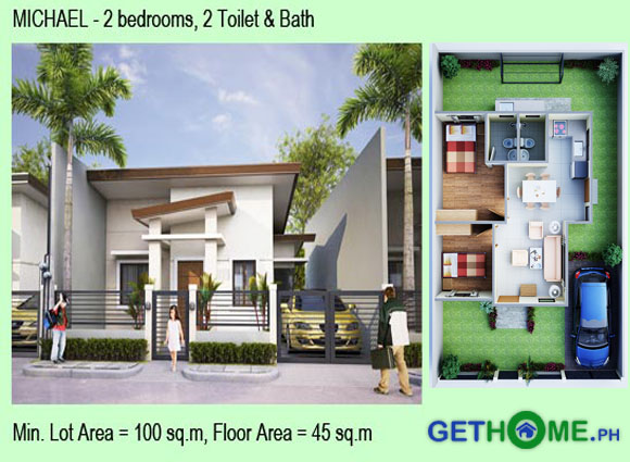 Michael-Get-Home-Ph-Affordable-House-and-lot-in-Granville-Crest-Davao-Philippines