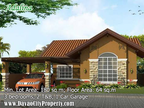 Adalina-3-bedrooms-2-toilet-The-Gardens-at-South-Ridge-House-and-lot-in-Catigan-Toril-get-home-ph