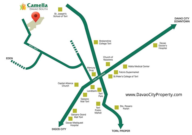 Camella-Toril-Davao-South-Vicinity-Map-House-and-lot-for-sale-in-toril-davao-city-property