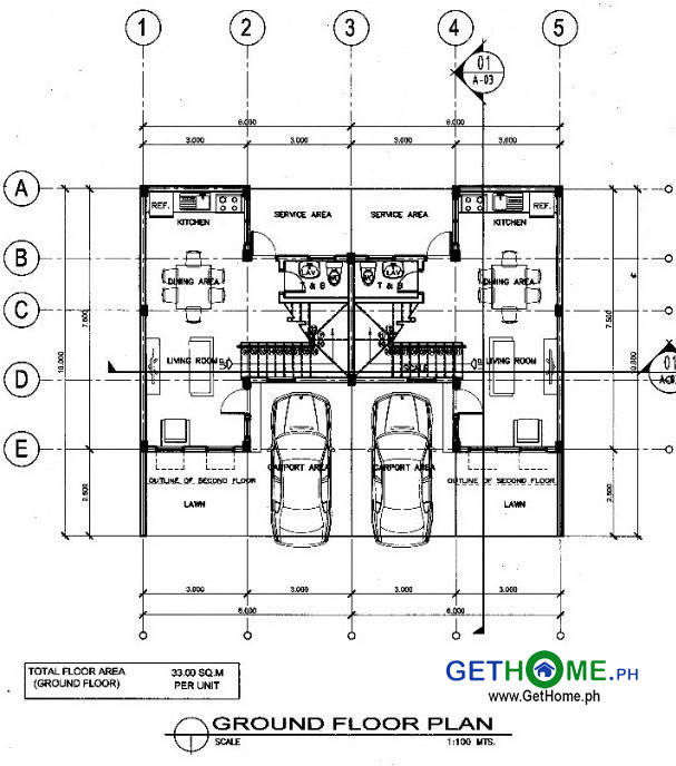 Marie-GetHomePh-Floor-Plan-3-Bedrooms-Cambridge-Heights-Terraces-Affordable-Low-Cost-housing-in-Malagamot-Panacan-Davao-City-Property-1 copy