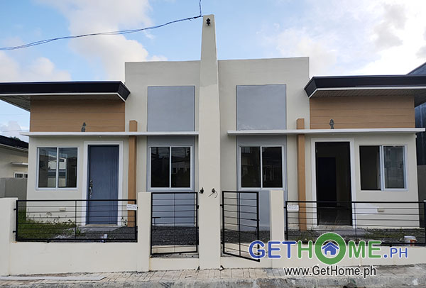 GetHomePh 1 Angelo Model House in Granville 3 2 Bedrooms 1 Toilet House and lot in Catalunan Pequeno Davao