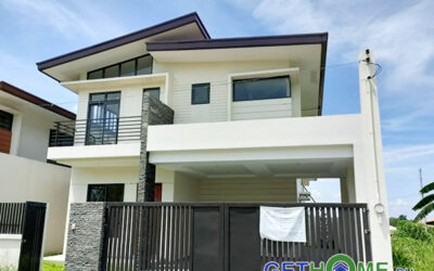 Brand New 4 Bedrooms House & Lot For Sale near Davao Airport