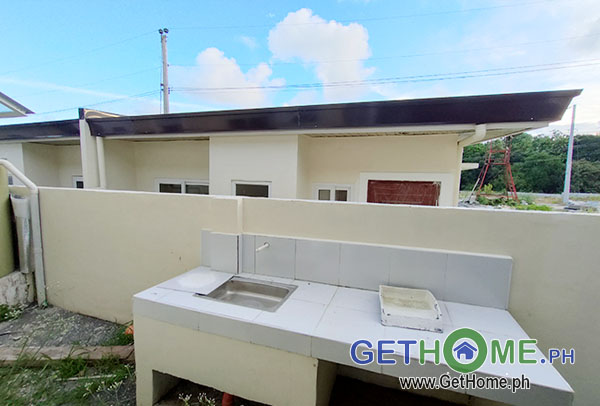 GetHomePh 6 Angelo Model House in Granville 3 2 Bedrooms 1 Toilet House and lot in Catalunan Pequeno Davao