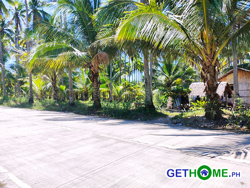 LOT For Sale in Mati Best for Commercial Use