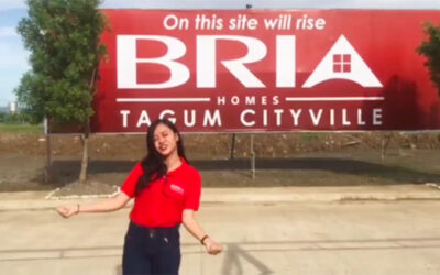Bettina Select Model House Tour 2 Bedrooms, 1 Toilet at BRIA Homes Tagum