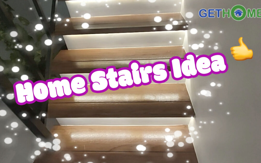 HOME RENOVATION IDEAS – Stairs