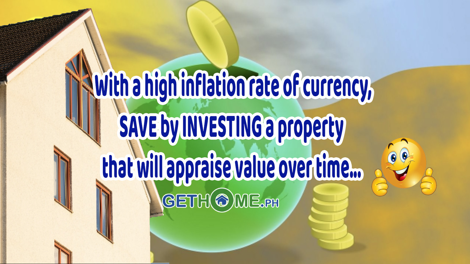 GetHomePh Tags Save by investing property