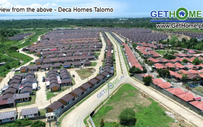 A View From Above: DECA HOMES TALOMO Davao