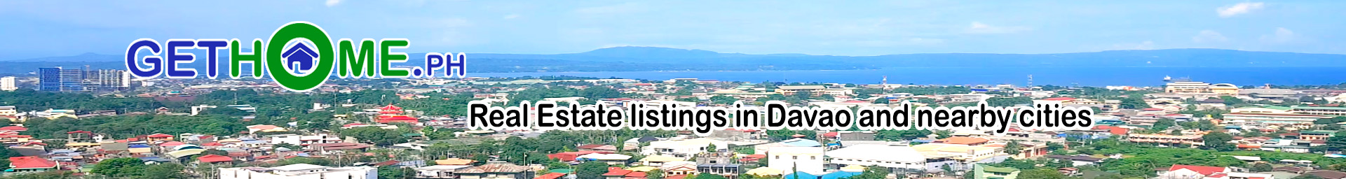 GETHOMEPH LOGO House and Lot Condo For Sale in Davao